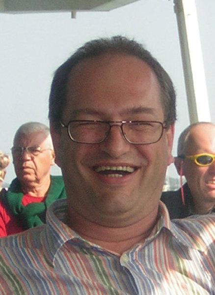 Oberkellner Günter vom Alpen Adria Hotel am Pressegger See